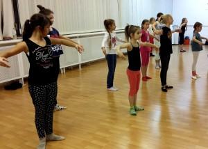 tanečný kurz